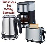 Melissa Design Edelstahl - GOOD Morning - Frühstücksset...