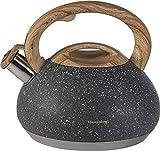 Top Qualität Wasserkocher mit einer Pfeife von 2,7 L aus hochwertigem...