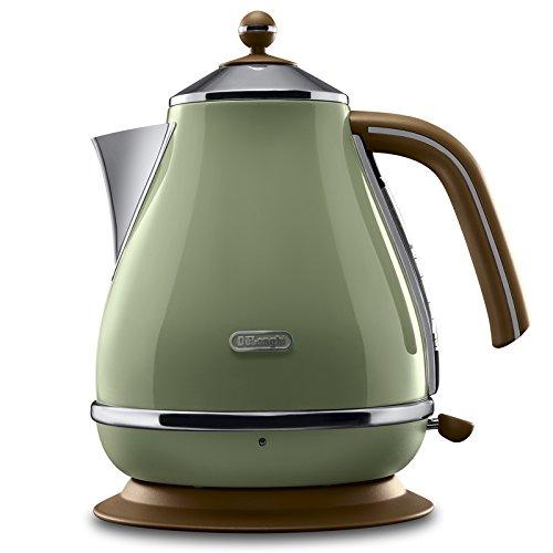 Retro Wasserkocher im Vintage Design