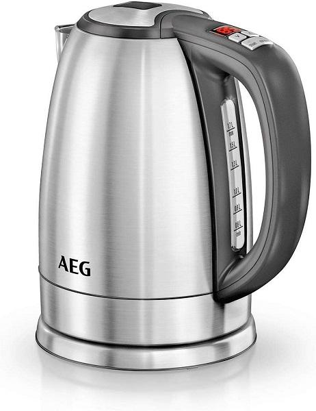 AEG Wasserkocher EWA 7700 Edelstahl