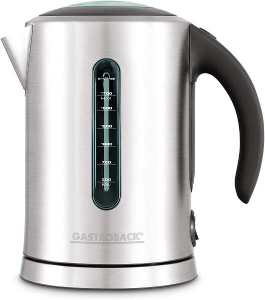 Gastroback Wasserkocher 42413 Edelstahl